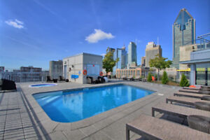 Beautiful condo for rent - New Furnitures