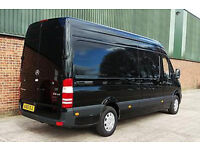 Short-Notice Cheapest Man and Van Hire & Removals Services £15ph Services