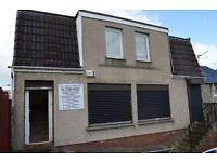 Shop for rent at 142 Barrowfield Street, Coatbridge ML54BW