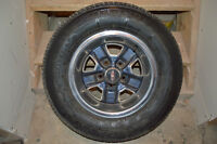 Oldsmobile Cutlass Rims & Tires