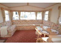 Bargain caravan £21,850 ,3 bedroom, double glazed central heated, Ashcroft Coast Holiday Park