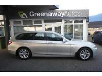2010 BMW 5 SERIES 520D SE TOURING NICE MILES ESTATE DIESEL
