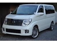 2007 (07) Nissan Elgrand XL