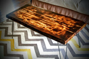 Locally Milled Live Edge Furniture by Ruztikcharms Peterborough Peterborough Area image 9
