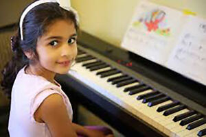 Piano Lessons for the Beginner; Children & Adults