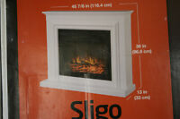 WHITE FIREPLACE MANTELS ONLY