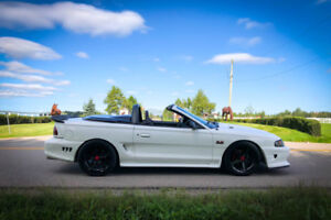 Ford Mustang Convertible 5.0L Swapped Saleen