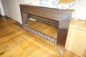Heater Electric Fireplace Fake Flames