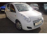 2013 Suzuki Alto 1.0 ( 68ps ) SZ3+low miles+free to tax