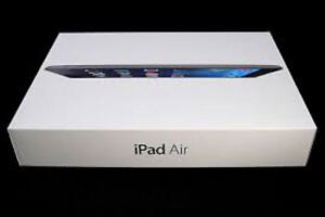 ipad air 2 a vendre : 16GB /wifi+cellulaire (rogers/fido/chatr
