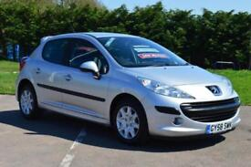 2008 PEUGEOT 207 1.4 VTi S [95] 5dr [AC] VERY LOW MILEAGE