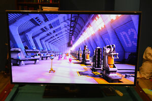 SAMSUMG LED 46 INCHS 120 HZ SMART 3D FULL HD WITH PROBLEM