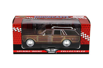 1:24 1979 CHRYSLER LEBARON TOWN & COUNTRY WAGON MOTORMAX SHOWCASTS DIE-CAST