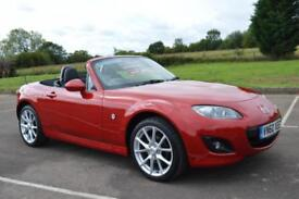 MAZDA MX 5 1.8i Miyako 2dr ONLY 26,000 MILES FMSH LOW MILEAGE
