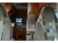 Globecar Roadscout FIAT 2 BERTH 4 TRAVEL SEAT MOTORHOME