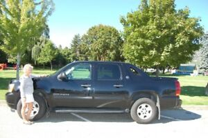 2013 Chevrolet Avalanche Pickup Truck