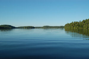 3,800 ft. waterfront 128 acres