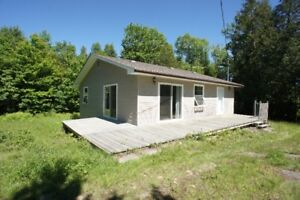 Renovated Cottage For Rent on Dear Lake, Parry Sound, ON