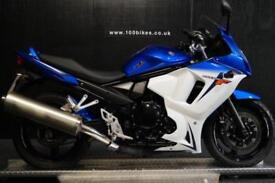 13/13 SUZUKI GSX 650F L2 SPORTS TOURING LOWERED WITH 7,900 MILES