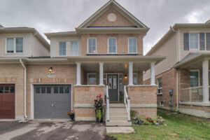 Nearly New Semi-Detached Home In Bowmanville!