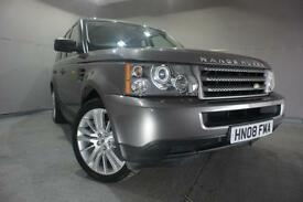 2008 LAND ROVER RANGE ROVER SPORT TDV6 SPORT S FULLY LOADED HSE SPEC ESTATE DIE