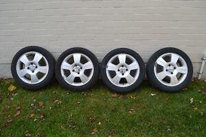 Snow Tires Sarnia Sarnia Area image 1