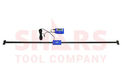 Shars 36 Digital Dro Large Lcd Readout Scale Ip54 For Bridgeport Mill Lathe New