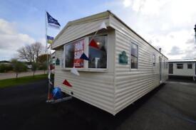 Static Caravan Whitstable Kent 3 Bedrooms 8 Berth ABI Horizon 2012 Seaview