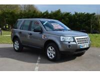 2007 LAND ROVER FREELANDER 2.2 Td4 GS 5dr VERY LOW MILEAGE