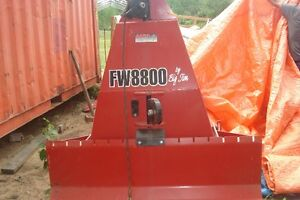 by phone only, winch for logger new fw8800 ,3 point hitch