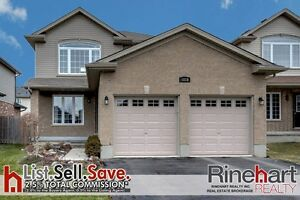 List. Sell. Save 2.5% Total | 1818 Healy Rd. London $359,900