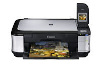 Used Canon PIXMA MP560 Wireless Inkjet All-In-One Photo Printer