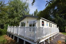 Luxury Lodge Chichester Sussex 2 Bedrooms 6 Berth Willerby Cadence 2015