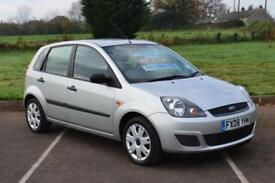 FORD FIESTA 1.6 Style 5dr Auto LOW MILEAGE ONLY 37,000 MILES FFSH
