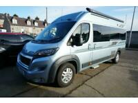 Auto Sleeper Fairford, 4-Berth, 4-Seatbelts, End-lounge, Motorhome for Sale