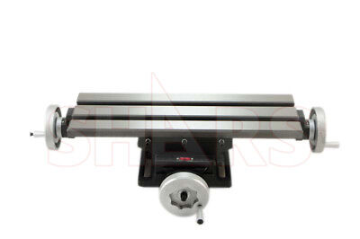 Heavy Compound Cross Slide Mill Drill Table Hardened R