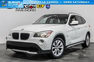 BMW X1 AWD TOIT.OUVRANT+CUIR+MAGS 2012