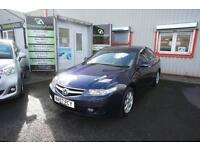 2007 HONDA ACCORD I-CTDI EXECUTIVE STUNNING EXAMPLE FSH SALOON DIESEL