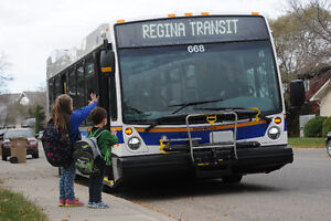 31 Day Regina Transit Adult Bus Pass