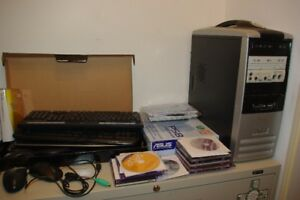3 Keyboards, 3 Mice, Live Drive, Software, Desktop (needs HD)