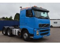 Volvo FH 12 460 Double Drive 80 ton Manual Gearbox Steel Suspension