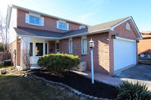 LARGE 3+1 BEDROOM, 4 BATH NORTH OSHAWA HOME W/ IN-LAW SUITE***