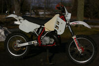 KTM EXC 250 BLUE PLATE OWNERSHIP!!! Sell or trade