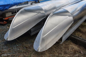 Princecraft Aluminum Pontoon's