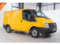 2012 62 FORD TRANSIT 2.2 300 LR 1D 124 BHP DIESEL EX AA