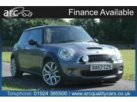 2007 Mini Hatchback 1.6 Cooper S 3dr 3 door Hatchback