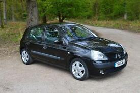 2005 RENAULT CLIO 1.6 16V Dynamique 5dr ONLY 40,000 MILES