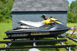 2007 Seadoo RXP 215 Supercharge