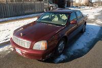 2002 Cadillac DeVille Sedan $4000 O.B.O Road Worthy!!