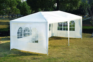 I AM LOOKING FOR PARTY TENT OR SOLID FRAME 10X20